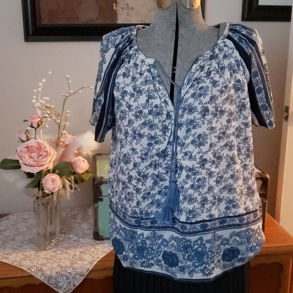 Lucky Brand Tops - Boho top